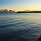 Sydney Harbour by Luke and Katie Thurlby