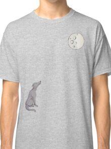 Full Moon, Empty Head Classic T-Shirt