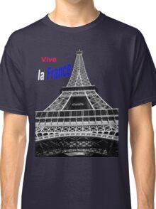 Vive la France! Classic T-Shirt