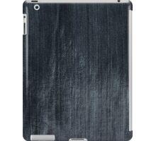 Dark Denim iPad Case/Skin