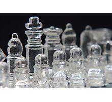 Chess Bishop Photographic Print
