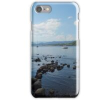 Messing About On The Water iPhone Case/Skin