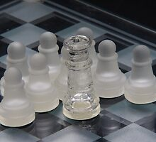 Chess Attraction by Colin Bentham