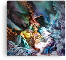 ~From the Twilight Land~ Canvas Print