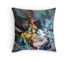~From the Twilight Land~ Throw Pillow
