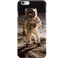 One Small Step for Man iPhone Case/Skin