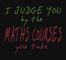I Judge You by Danya Rose