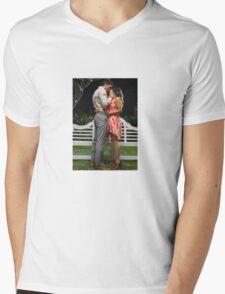 TeamRafael Mens V-Neck T-Shirt