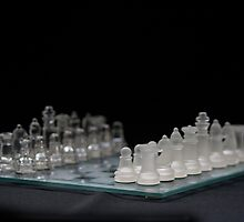 Chess 1 by Colin Bentham