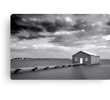 The Boathouse, Crawley Metal Print