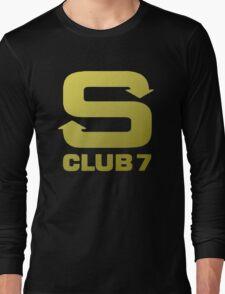 S Club 7 Shirt 1 Long Sleeve T-Shirt