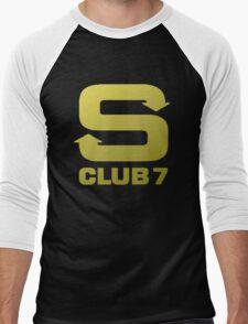 S Club 7 Shirt 1 Men's Baseball ¾ T-Shirt