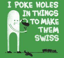 Swiss Happens! T-Shirt