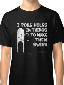 Swiss Happens! Classic T-Shirt