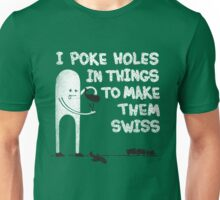 Swiss Happens! Unisex T-Shirt
