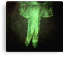 Underwater ghost Canvas Print