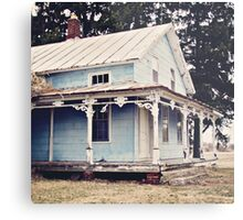 The Abandoned Dollhouse 3 Metal Print