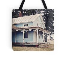 The Abandoned Dollhouse 3 Tote Bag