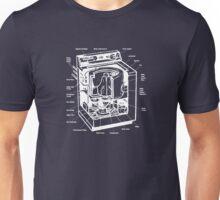Washer - white Unisex T-Shirt