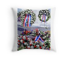 Remembrance Day Throw Pillow