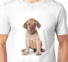 Cute puppy retriever Unisex T-Shirt