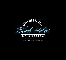 Unfriendly Black Hotties Of America - Blue by brthdaygrl