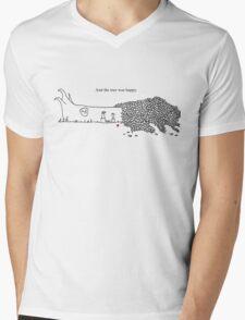 The End - Special Storybook Ending Version Mens V-Neck T-Shirt