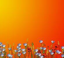 flowers by oreundici