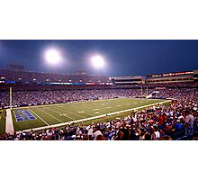 Ralph Wilson Stadium-Buffalo,NY Photographic Print