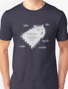 Winters a Coming T-Shirt
