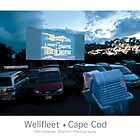 Wellfleet, Cape Cod Poster (Drive-In Version) by Christopher Seufert