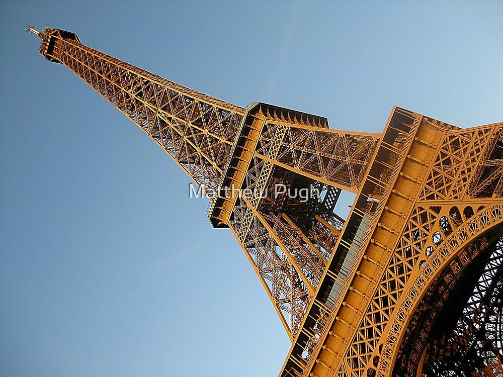 Eiffel Tower by Matthew Pugh