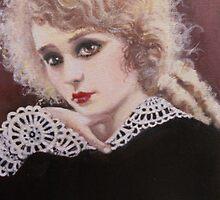 Mary Pickford by Dian Bernardo