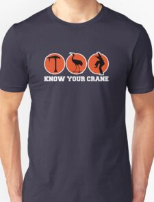 Know Your Crane T-Shirt