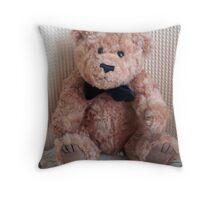 'William' Throw Pillow
