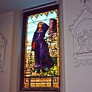 Saint Mary's Cathedral Stained Glass by Tamara Valjean