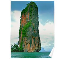 Giant Rock Outcrop Poster