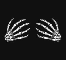 Skeleton Hands Grope by ZugArt