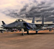 F15 by Mark  Swindells