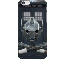 Jolly Timelord iPhone Case/Skin