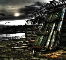 Weathered Wood by sbland