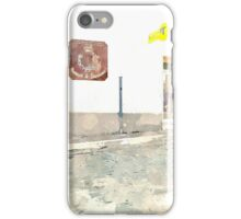 Laureana Cilento: post office and town hall iPhone Case/Skin