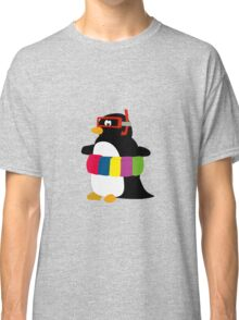 The happy Pinguin Classic T-Shirt