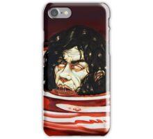 Blood Head iPhone Case/Skin