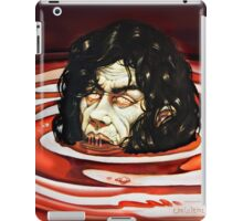 Blood Head iPad Case/Skin