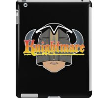 The Helmet of Justice iPad Case/Skin