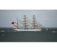 Sagres - Tall Ships Belfast Photographic Print