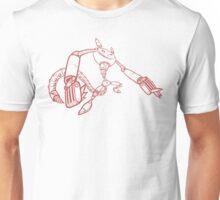 scorpion attack rabbit Unisex T-Shirt