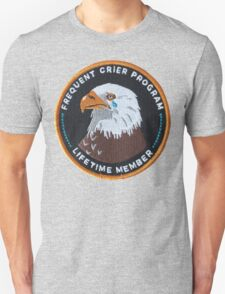 Frequent Crier Patch T-Shirt