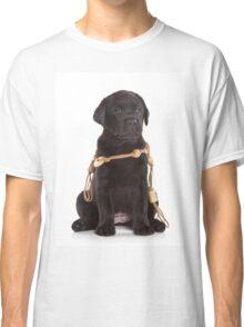black labrador puppy Classic T-Shirt